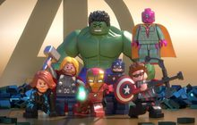 LEGO Marvel Super Heroes: Avengers Reassembled ตัวต่อเลโก้ รวมพลังอเวนเจอร์ส