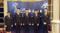 ส่งกำลังใจให้เด็กไทย แข่งขันดาราศาสตร์และฟิสิกส์ดาราศาสตร์โอลิมปิกระหว่างประเทศ ครั้งที่ 11