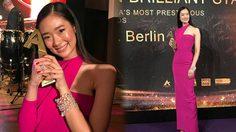 หนึ่งเดียวจากไทย! ออกแบบ ชุติมณฑน์ คว้ารางวัลนักแสดงหญิงยอดเยี่ยมจากเทศกาลหนังเบอร์ลิน