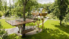 10 แบบ บ้านต้นไม้ ไอเดียเก๋ๆ เอาใจคนรักธรรมชาติ