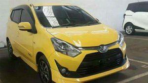 หลุด Toyota Agya (facelift) รุ่นปรับโฉม เตรียมเปิดตัวในอินโดนีเซีย