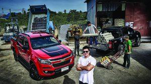 """เครื่องยนต์ """"Duramax"""" ขุมพลังแห่งรถยนต์ Chevrolet ช่วยเจ้าของธุรกิจปฏิบัติภารกิจได้สำเร็จลุล่วง"""
