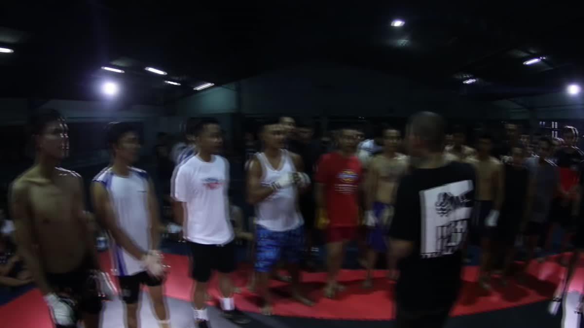 Fight Club Thailand ใต้ดิน สองแจ๊ะ x กอล์ฟไหน คู่ที่ 114