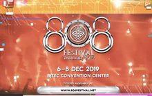 """เตรียมมันส์กับเทศกาลดนตรี """"808 Festival 2019"""" 6-8 ธ.ค.นี้"""