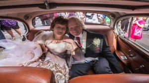 บทพิสูจน์บุพเพสันนิวาส…คู่รักรอทรหด 40 ปี จนได้แต่งงานกัน สมหวังในบั้นปลายชีวิต