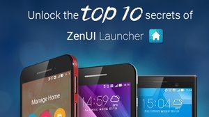 ASUS Zen UI กับความลับ 10 อย่างที่ซ่อนอยู่