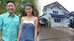 'บุญโทน' ควงลูกสาว 'ลาดา' เปิดบ้าน 10 ล้าน ใจกลางเมืองราชบุรี