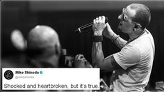 ช็อกวงการเพลง! Chester นักร้องนำวง Linkin Park แขวนคอตาย!