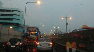 อัพเดทสภาพอากาศเมืองไทย อากาศเย็นลง ยังมีฝนในหลายพื้นที่