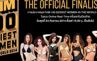 FHM 100 SEXIEST WOMEN IN THE WORLD 2014