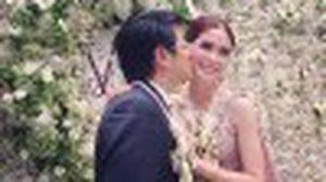 ชื่นมื่น! งานแต่ง เมย์ มาริษา – ป๊อก วิลักษณ์ บิ๊กบอสสยามกีฬา