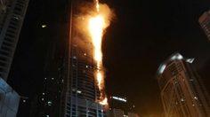 ไฟไหม้ ตึกสูงระฟ้า 79 ชั้น ที่ดูไบ ล่าสุดสงบแล้ว ยังไม่พบคนเจ็บ – เสียชีวิต