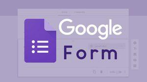 วิธีการทำ Google Form - แบบฟอร์มออนไลน์
