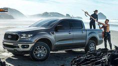 2019 Ford Ranger รุ่นปรับโฉม กับข้อมูลอย่างไม่เป็นทางการก่อนเปิดตัวที่อเมริกา