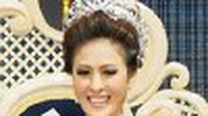 นางสาวไทย 2555 ได้แล้ว โบว์ลิ่ง ปริศนา กัมพูสิริ คว้ามงกุฎ นางสาวไทย คนที่ 47