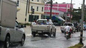 เมืองคอนน้ำยังท่วม 4 อำเภอ ภาพรวมดีขึ้นคาด 6 วันแห้ง