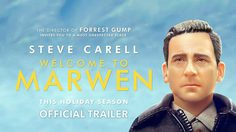 สตีฟ คาเรล สร้างหุ่นจำลองเรียกความทรงจำ ในตัวอย่างแรก Welcome to Marwen