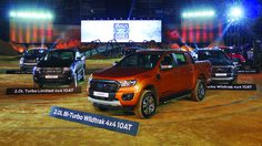 Ford Ranger ใหม่ โดดเด่นด้วยขุมพลังใหม่ ผสานเกียร์อัตโนมัติ 10 สปีด พร้อมเทคโนโลยีที่เหนือชั้น เพื่อสมรรถนะที่เหนือกว่า
