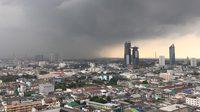 กรมอุตุนิยมวิทยาเผย ประเทศไทยจะมีฝนตกชุกหนาแน่น