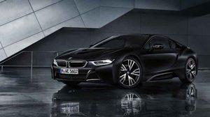 BMW เตรียมเปิดโฉม i8 (Protonic Frozen Black Edition) ที่งาน BMW Xpo 2017