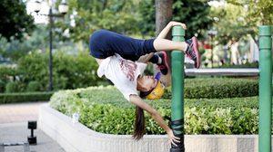 Street Workout ความแข็งแรงที่เหนือชั้นแบบใหม่
