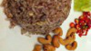 มังสะวิรัติ สัปดาห์ละครั้ง …ข้าวผัดหนำเลี๊ยบ