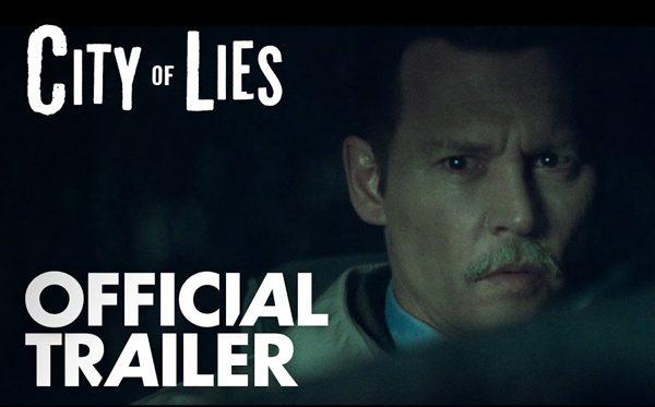 จอห์นนี เดปป์ เป็นนักสืบคดีฆาตกรรมศิลปินชื่อดัง ในหนังใหม่ City of Lies