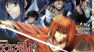 Rurouni Kenshin มังงะตอนใหม่ที่จะบอกเรื่องราวของ Shishio, Yumi Met