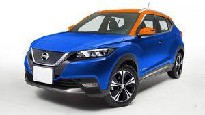เปิดภาพ Render รถ SUV พลังไฟฟ้าจาก Nissan ที่มีส่วนผสมการออกแบบมาจาก Leaf และ Kicks