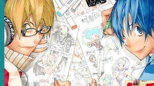 """การ์ตูน วัยซนคนการ์ตูน (Bakuman) ฉบับคนแสดงเผยข้อมูลของ""""อาซึกิ มิโฮะ"""""""