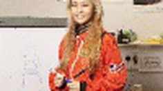 Maggie Lieu สาวคนแรกที่จะได้ไปเหยียบและ คลอดลูกบนดาวอังคาร !!