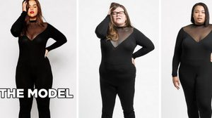 แฟชั่นคนอ้วน สิ่งที่คิด VS ความเป็นจริง เมื่อเราสั่งเสื้อผ้าออนไลน์…