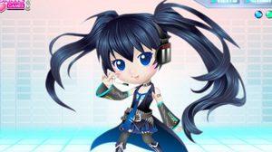 เกมส์แต่งตัว ฮะสึเนะ มิกุ Hatsune Miku Dressup