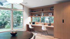10 ไอเดียตัวอย่าง การออกแบบห้องทำงาน เก๋ๆ