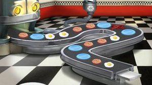 เกมส์ทำอาหารร้านเบอร์เกอร์ Burger Shop