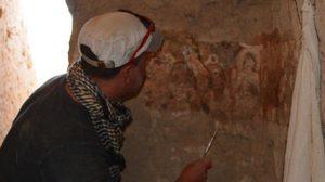 ฮือฮา พบภาพพระพุทธเจ้า อายุ 2 พันปี ในอัฟกานิสถาน