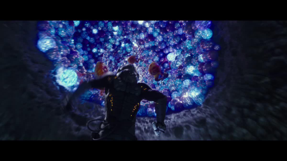 ตัวอย่างภาพยนตร์ Valerian and the City of a Thousand Planets