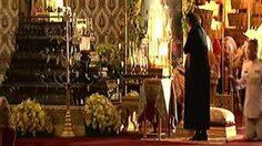 พระเทพฯเสด็จพระราชพิธีบำเพ็ญพระราชกุศลพระบรมศพ