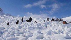 น่าทึ่ง ! ทหารอินเดีย ถูกฝังใต้หิมะ 6 วัน รอดปาฏิหาริย์