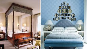 10 ไอเดียแต่งห้องนอน ให้สวยด้วย ม้านั่ง ปลายเตียง