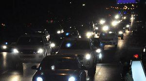 ประชาชนใช้ช่วงกลางคืนเดินทางคึกคักทั้งคืน กลับภาคอีสานถนนสาย 304