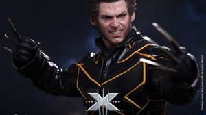 Hot toys ปล่อยสินค้าจริง Wolverine จาก X-Men: The Last Stand