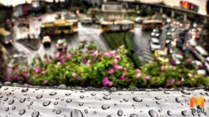 กรมอุตุฯ เตือนเหนือ กลาง มีฝนฟ้าคะนอง-กทม.มีฝน 60%