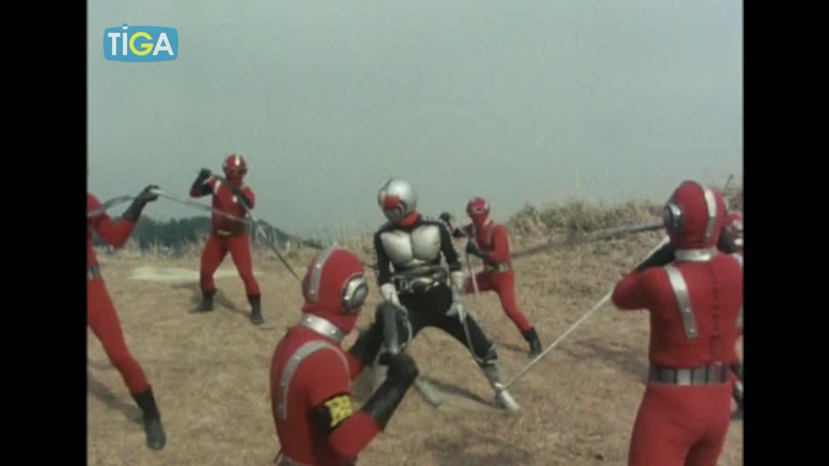 Masked Rider Super One ตอนที่ 8-3