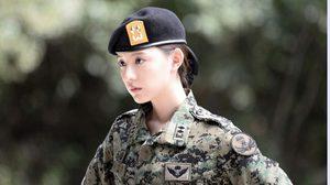 มารู้จัก Kim jiwon กับบทสาวในเครื่องแบบที่กำลังคว้าหัวใจหนุ่มๆ ในขณะนี้