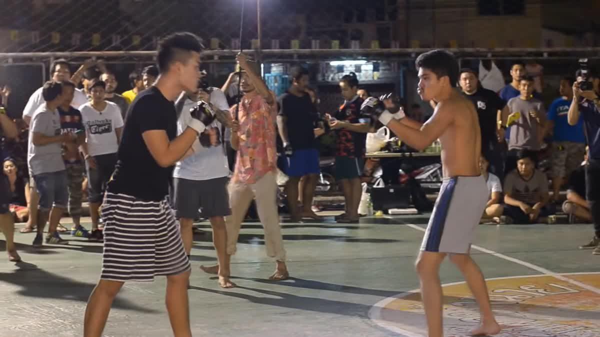 Fight Club Thailand นาย x ตอง คู่ที่ 47