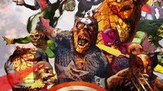 Marvel Zombies ใครจะปกป้องโลกเมื่อซุปเปอร์ฮีโร่กลายเป็นซอมบี้ซะเอง