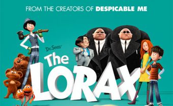Dr.Seuss' The Lorax คุณปู่โลแรกซ์ มหัศจรรย์ป่าสีรุ้ง