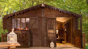 บ้านช็อกโกแลต หลังแรกของโลก ที่ฝรั่งเศส เปิดให้เข้าพักแล้ว