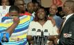 ประท้วงตำรวจสหรัฐฯ ยิงชายผิวสีตาย